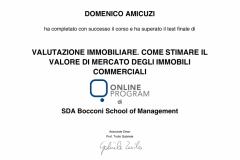 Valutazioni Immobiliari - SDA Bocconi