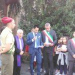 Discorso cerimonia commemorazione Cardella